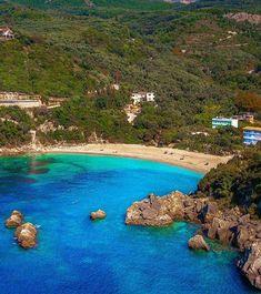7 παραλίες όνειρο, στην ηπειρωτική Ελλάδα -Σε μεταφέρουν αλλού, σαν να βρίσκεσαι σε νησί [εικόνες] Thessaloniki, Athens, Water, Travel, Outdoor, Gripe Water, Outdoors, Viajes, Destinations