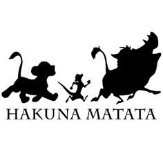 The Lion King Quote Vinyl Decal Wall Art It Means by basicvinyl