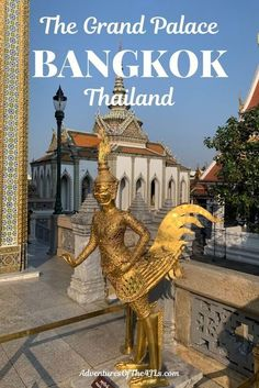 Bangkok is an amazing city in Thailand! While there, don't miss the Grand Palace. This travel destination will delight the whole family, just make sure you arrive early to avoid the crowds. We love travel with kids! #travel #bangkok #thailand #asia #familytravel #adventuresofthe4jls Bangkok Thailand, Thailand Travel, Asia Travel, Travel Couple, Family Travel, Places To Travel, Travel Destinations, Worldwide Travel, Amazing Adventures