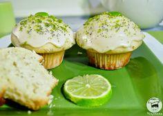 Muffin de Limão | Veganana