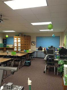 I am not done setting up my classroom. I still have to get a rug for my meeting area.