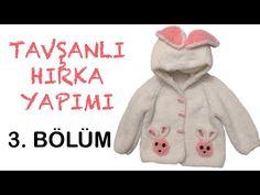 Tavşan Hırka Yapımı - Mimuu.com