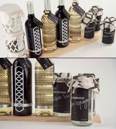 Swallowtail Vinyards lovely product #packaging PD