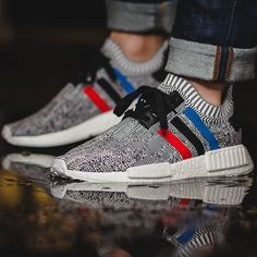 85be984a87b6 New Adidas NMD Primeknit Tri-Color Pack to Release for Boxing Day