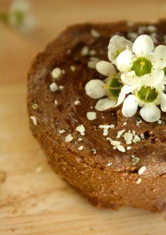Single Serving Chocolate Cheesecake - Raw Vegan