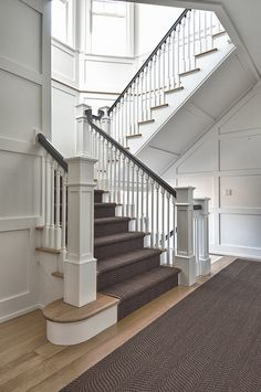 Montauk Beach House by House of Oasis #stairs #hamptonsstyle