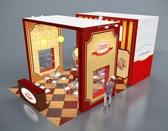 """Check out new work on my @Behance portfolio: """"Exhibition stand design"""" http://be.net/gallery/32745953/Exhibition-stand-design"""
