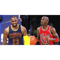 Michael Jordan and LeBron James are the only two players with with 3 Championships 3 Finals MVPs and 4 Reg Seaon MVPs. #repre23nt #dhtk #airjordan #lebron #donthatetheking