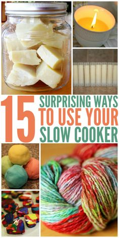 15 Surprising Ways to Use a Slow Cooker
