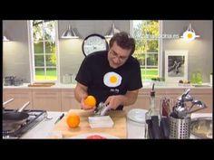 ▶ Cocinamos contigo Receta de Salmón a la naranja - YouTube