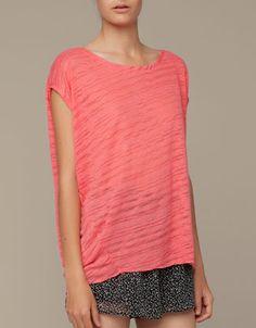 Oysho #pink #top #summer