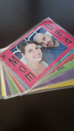 family Flip Book by DaliasCraftyBoutique on Etsy