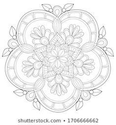 Adult Coloring, Coloring Books, Coloring Pages, Colouring, Free Vector Images, Vector Free, Machine Quilting Designs, Quilling Designs, Stationery Paper