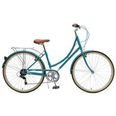 Critical Cycles Beaumont 7-Speed Step-Thru City Bike