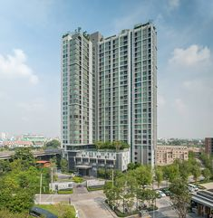 THE BASE Park East - Sukhumvit 77, ready to move in condominium from Sansiri