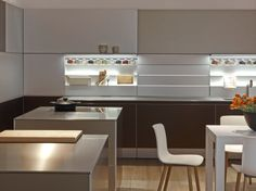 Functional panels #bulthaup #kitchen