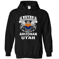 I'm an Arizonan in Utah T-Shirts, Hoodies, Sweatshirts, Tee Shirts (38$ ==► Shopping Now!)