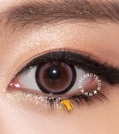 Pink circle lenses are a new trend that is quickly gaining popularity with ulzzangs and gyaru models in Korea and Japan! These unique coloured contact lenses are perfect for brighter, more dramatic styles like cosplay. Your eyes will glow! Shop authentic circle lenses with Free Shipping from EyeCandy's: http://www.eyecandys.com/pink/