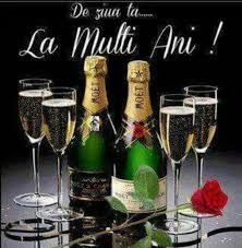 Imagini pentru la multi ani de ziua ta Moet Chandon, Champagne Taste, Champagne Bottles, Happy Birthday Woman, 21st Birthday Cards, Birthday Party Centerpieces, Happy B Day, Alcoholic Drinks, Photos