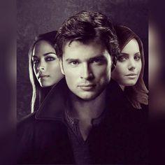 Lana , lois and clark
