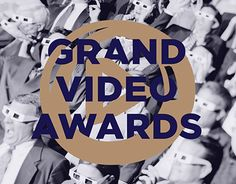 """Check out new work on my @Behance portfolio: """"Grand Video Awards 2015"""" http://on.be.net/1NlGxAW"""