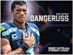 Russell Wilson... Welp, if it can't be the Ravens, hope he wins.  Sounds like an amazing guy