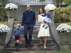 Day six of the Cambridges' royal tour of Canada brought the most eagerly anticipated engagement, with Prince George and Princess Charlotte ...