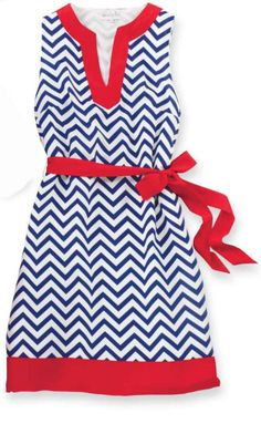 Perfect game day dress!