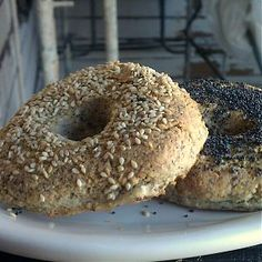 Carb/Sugar free bagels - uh yeah.