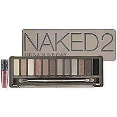 New Naked 2 Palette ............dans ma salle de bain!!!!!