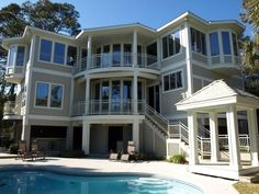 Hilton Head VRBO 114954 2nd row, close to shopping/dining/ entertainment House vacation rental in North Forest Beach from VRBO.com! #vacation #rental #travel #vrbo