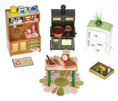 Sylvanian Families Kitchen Set Want