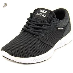 Supra Hammer Run Women US 6.5 Black Sneakers - Supra sneakers for women  ( Amazon a5c068ab7c