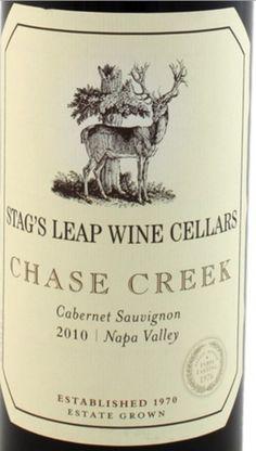 2010 Stag's Leap Wine Cellars Cabernet Sauvignon Chase Creek