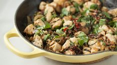This stir-fry is a one-pan meal that brings the heat.