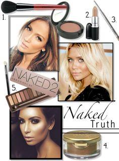 bronze-neutral-nude-makeup-trend