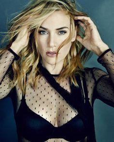 Kate Winslet- Photographer Marc Hom
