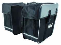 Amazon.com: M-Wave Double Day Tripper Bicycle Pannier: Sports & Outdoors