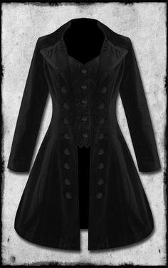 Spin Doctor Velvet Jacket