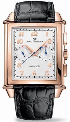 Girard-Perregaux Vintage 1945 XXL Chronograph Watch
