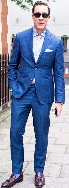 Suited Up In Summer Style