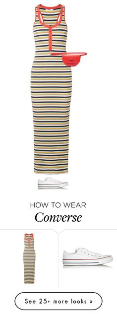 """""""Untitled #1407"""" by the-princess-emma on Polyvore featuring Splendid, Converse and Wandler Festival Chic, Outfits With Converse, Afro Punk, Feminine Style, Coachella, Classic Looks, Romwe, Good Music, Cool Outfits"""