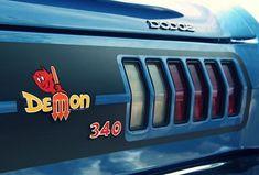 1971 Dodge Demon #DodgeChargerclassiccars