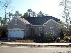 Landscaping - new home in fastest growing new home neighborhood  #Myrtle Beach #Grande Dunes