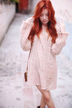 Sea of Shoes: SHAGGY SWEATER