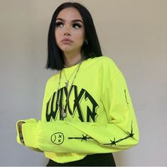 Girl November 14 2019 at fashion-inspo Maggie Lindemann, Aesthetic Hair, Aesthetic Clothes, Chica Cool, Bob Lace Front Wigs, Black Bob, Long Bob Hairstyles, Pretty People, Girl Crushes
