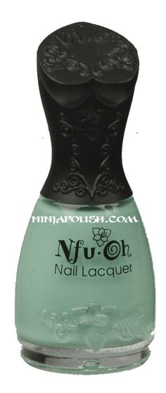 Ninja Polish: Nfu-Oh Jelly 16, from the Jelly Syrup collection