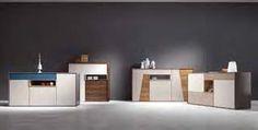 Aparadores de la colección netro de Muebles Mesegué.. Excepcional calidad y diseños modernos a precios muy económicos. Configurables a gusto del cliente en modulos, medidas y colores.
