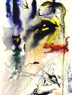 Dalí in Wonderland