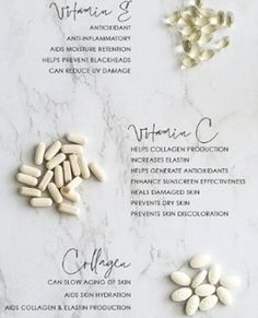 These are some of the best skin supplements if you want a healthy looking skin. #cosmeticaorganicabysibelgrigore #naturalingredients #naturalskincare #diy #plantbased #healthyskin Good Skin, Natural Skin Care, Beauty Skin, Feel Better, Skin Care Tips, Collagen, Healing, Good Things, Instagram Posts